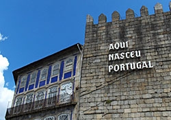 Guimarães, a Cidade Berço de Portugal