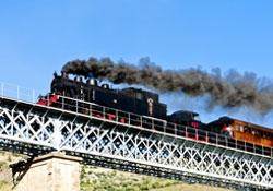 Comboio Histórico e outras viagens na Linha do Douro